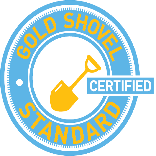 Kantex is now Gold Shovel Certified